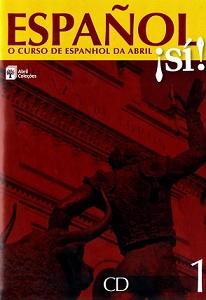 capa - Curso Español ¡Sí! DVD5
