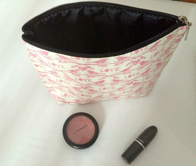 makeup bag review