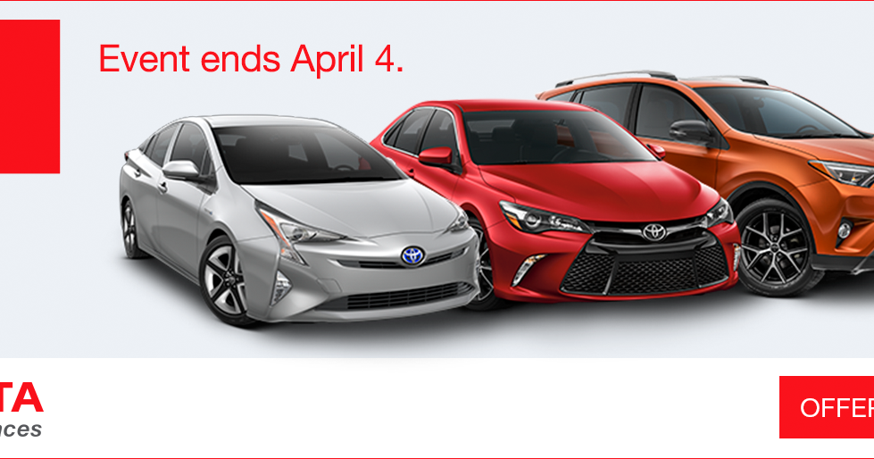 Hanlees Davis Toyota >> Hanlees Auto Group: 1 for Everyone Sales Event at Hanlees Toyota