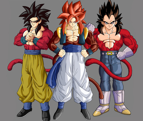 Nonton Anime Sub Indo Dragon Ball Super: 10 Hal Tentang Super Saiyan 4 Yang Perlu Kalian Ketahui