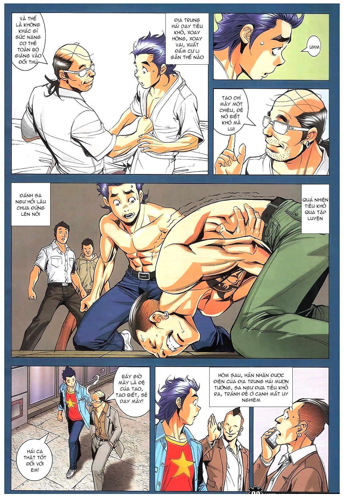 Người Trong Giang Hồ chapter 1762: đánh nát y văn hoa trang 7