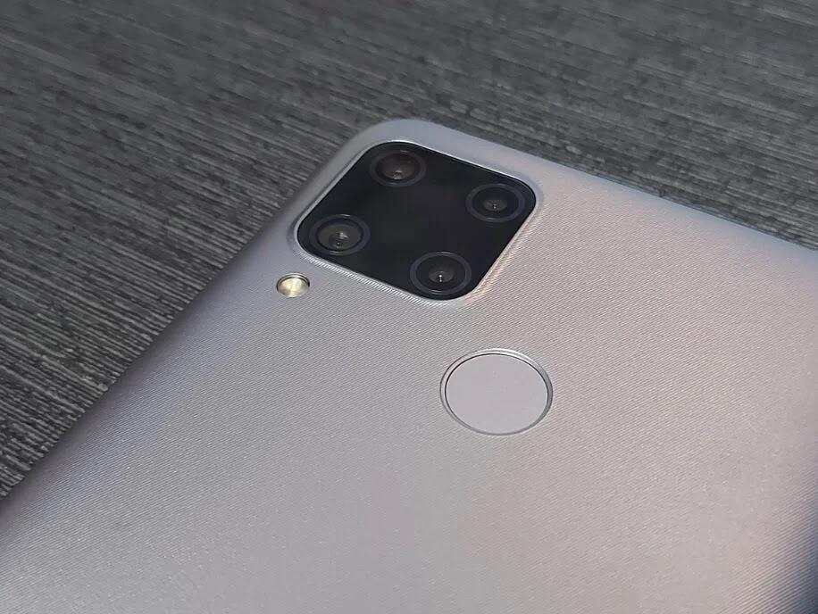 Realme C15 AI 13MP Quad Camera