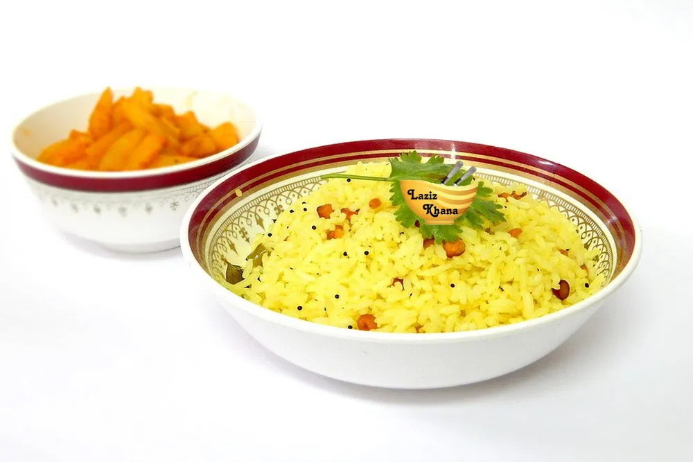 Lemon Rice Recipe in Hindi