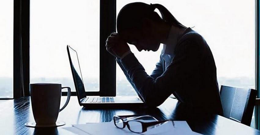 El estrés, ese enemigo silencioso que afecta al 80% de peruanos, según estudio de investigación de la PUCP