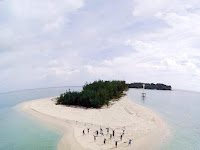 Wisata Pulau Birah-Birahan Kotabaru, Kalimantan Selatan