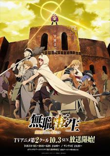 Mushoku Tensei Isekai Ittara Honki Dasu segunda temporada fecha de estreno