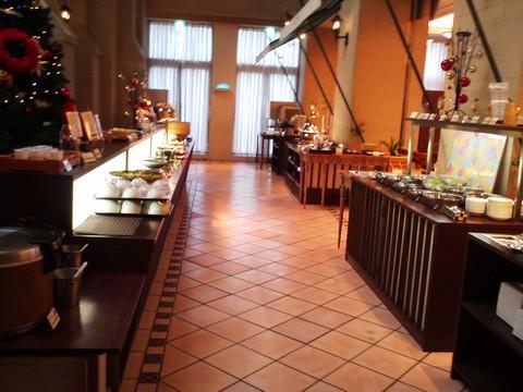 ビュッフェコーナー2 ホテルエミシア札幌カフェ・ドム