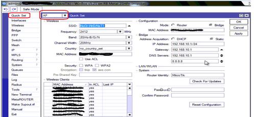 How To Configure & Mikrotik Metal 2SHPn