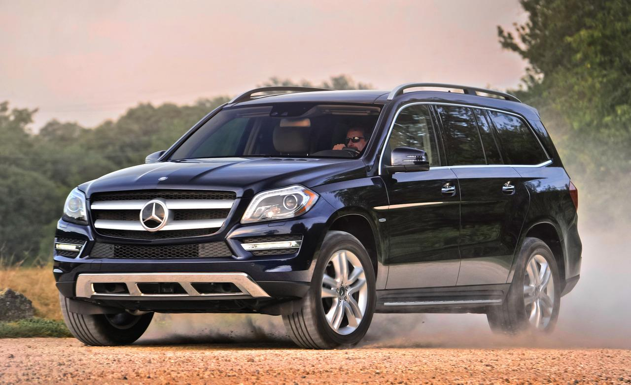 Mercedes-Benz GL450 (2013) | Car Barn Sport