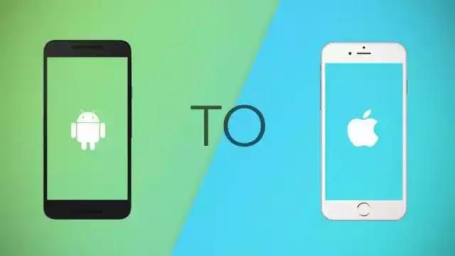 كيفية نقل الملاحظات من iPhone  الأيفون إلى Android  الأندرويد