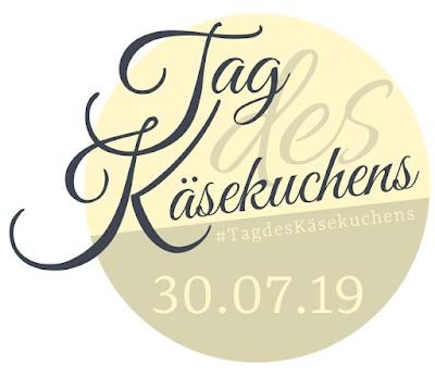 Tag des Käsekuchens 2019 - Foodblogger backen Käsekuchen - Käsekuchenrezepte