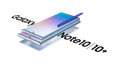 Samsung Galaxy Note 10, Galaxy Note 10+ Launched