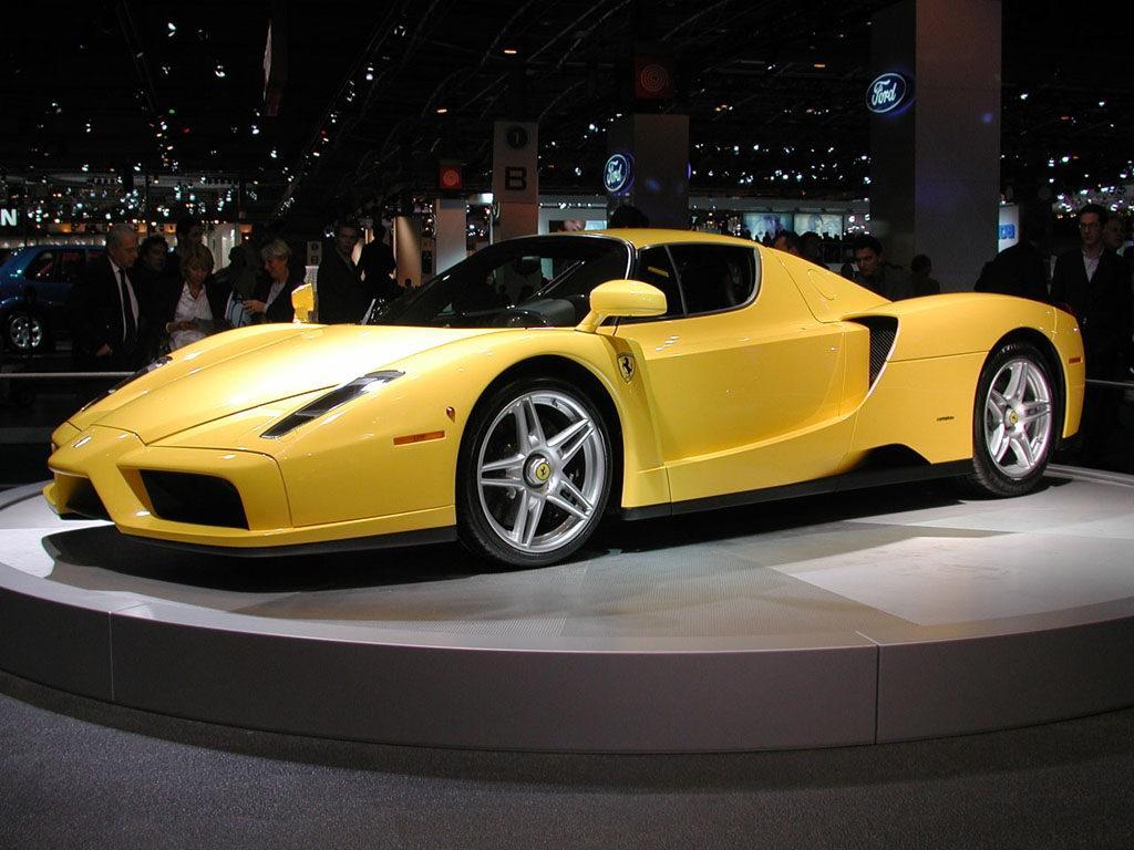 Cool Car Wallpapers: Ferrari Enzo