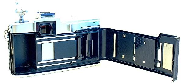 Olympus Pen FT, Film box