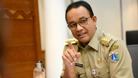 Anies Tak Sadar DKI Sudah Satu Tahun Tak Punya Wagub