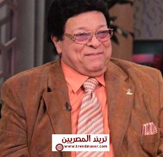 الفنان إبراهيم نصر