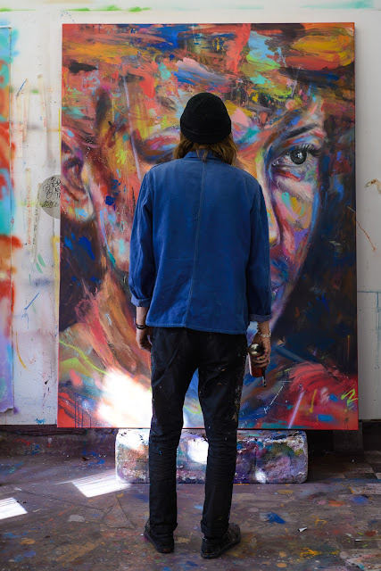 Half A World Passed Me By David Walker