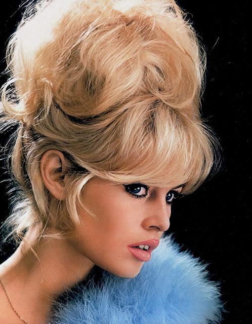 1964. Brigitte Bardot photographed by Sam Levin