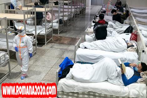 الصين china تعدل عدد وفيات فيروس كورونا المستجد covid-19 corona virus كوفيد-19 بزيادة النصف