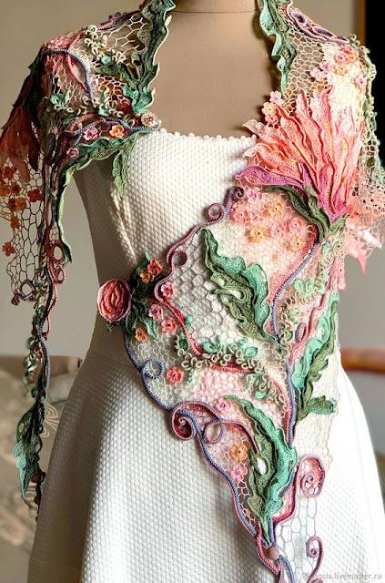 Freeform Crochet Inspiration