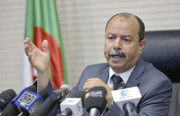 أخبار الجزائر بالقاسم زغماتي وزير العدل
