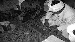 tradisi mabasan bali