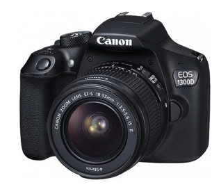Canon EOS 1300D Firmware 1.1.0 download