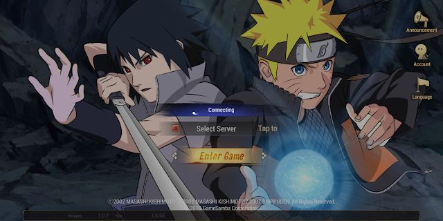 Game Naruto Slugfest