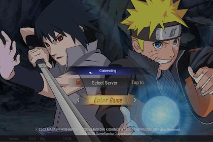 Penyebab Game Naruto Slugfest Tidak Bisa Masuk