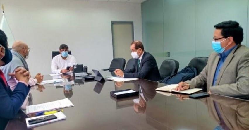 MINEDU se compromete a brindar apoyo y presupuesto para la región San Martín