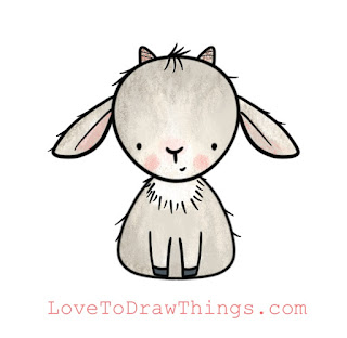 Easy animals to draw. Cute animals to draw