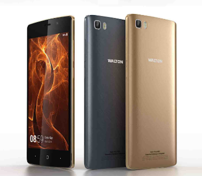 Walton Primo HM3 Android Phone Full Specifications & Price in Bangladesh