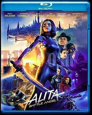 Alita Battle Angel [2019] [BD25] [Latino]