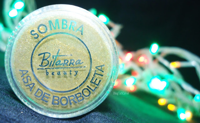 Sombra Asa de Borboleta Bitarra Beauty
