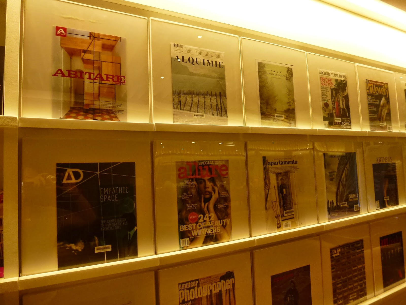 Library@Orchard Road Focuses on Design | All About Singapore