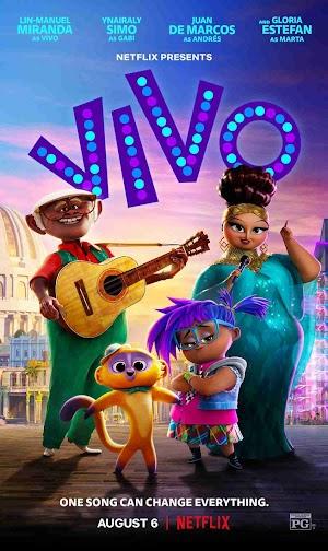 Vivo 2021 WEB-DL 1080p Latino Descargar