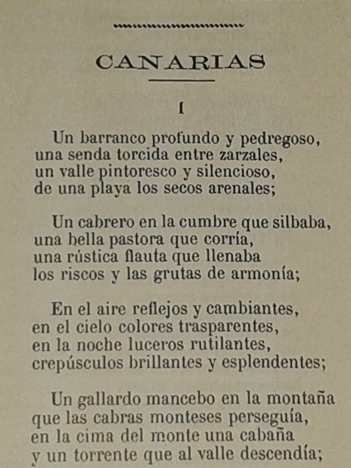Pulsua Orgullo Isletero Y Canario 135 Aniversario Poema