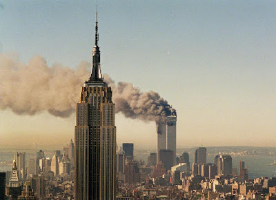 Fourteen years after 9/11, a slow rise from the ashes