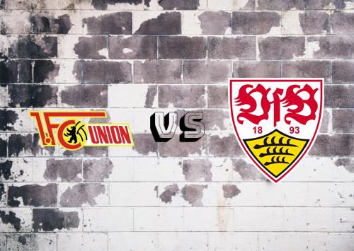 Union Berlin vs Stuttgart  Resumen