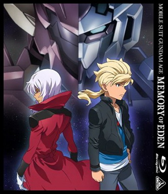 [ANIME] 機動戦士ガンダムAGE MEMORY OF EDEN  (BDRIP)