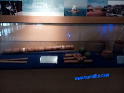 Kapal Samudra Raksa Sebagai Replika Kapal Borobudur