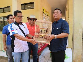Walikota Cirebon, Lomba Kicau Burung Akan Menjadi Destinasi Wisata Tersendiri Di Kota Cirebon