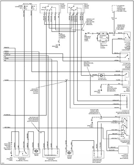 ford expedition premium radio wiring diagram  1998 ford expedition radio wiring diagram 1998 on 1998 ford expedition premium radio wiring