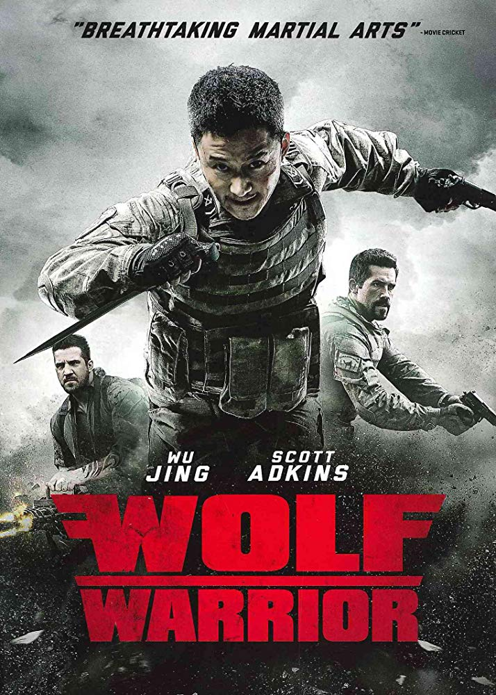 Wolf Warrior (2015) Bluray Sub Indo