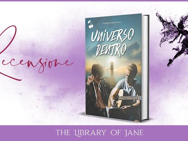 *Recensione* Universo dentro di Federica Caracciolo [Cherry Publishing]