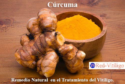 Cúrcuma│Remedio Casero y Natural Coadyuvante en el Tratamiento del Vitiligo.