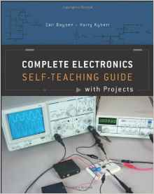 Complete Electronics Self-Teaching Guide with Projects pdf download ebook free