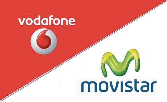 Vodafone ofrece un 50% de descuento para siempre si vienes de Movistar.