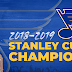 The Blues: Stanley Cup Champions