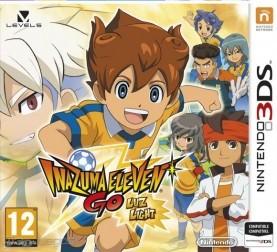 Rom Inazuma Eleven GO Light 3DS